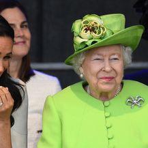 Kraljica Elizabeta II. i Meghan Markle u obilasku sjeverozapadne Engleske - 6