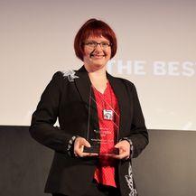 Martina Čizmić, ICT novinarka godine (FOTO: Anamaria Batur)