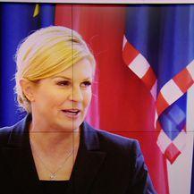 Predsjednica o zlonamjernim interpretacijama (Video: Vijesti u 17 h)