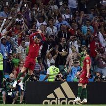 Slavlje Portugala (Foto: AFP)