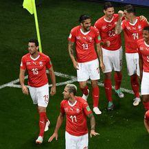 Slavlje Švicarske (Foto: AFP)