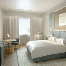 King guestroom Hilton Imperial