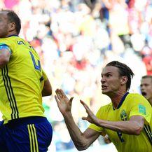 Slavlje Švedske (Foto: AFP)