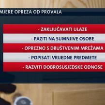 Stiže ljeto, a s njim i provalnici (Foto: Dnevnik.hr) - 2