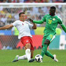 Poljska - Senegal (Foto: AFP)
