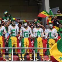 Navijači Senegala (Foto: AFP)