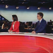 Gordana Buljan Flander gošća Dnevnika Nove TV (Foto: Dnevnik.hr) - 2
