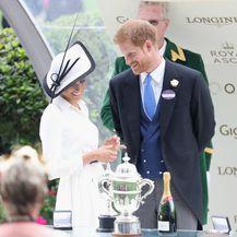 Meghan i Harry na Royal Ascotu