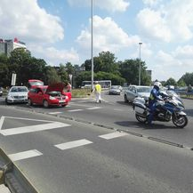 Prosvjed na zagrebačkom rotoru (Foto: Dnevnik.hr) - 1