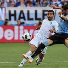 Urugvaj - Saudijska Arabija (Foto: AFP)