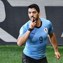 Luis Suarez (Foto: AFP)
