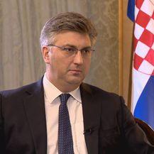 Mislav Bago intervjuirao premijera Andreja Plenkovića (Foto: Dnevnik.hr) - 1