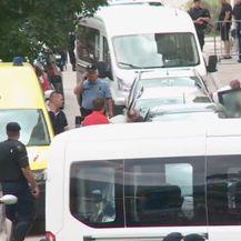 Inspekcija na splitskom sudu zbog ovrhe Cesarea (Foto: Dnevnikl.hr) - 1