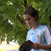 Nogometno ludilo u Argentini (Video: IN magazin)