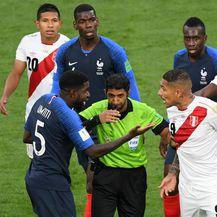 Francuska - Peru (Foto: AFP)
