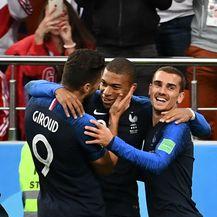 Slavlje Francuske (Foto: AFP)