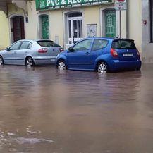 Poplava u Puli (Foto: Mauro Meden, Neverin.hr) - 1