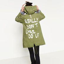 Zarina jakna prodavala se po cijeni od 39 dolara, odnosno oko 247 kuna