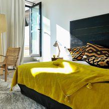 Žuta posteljina razvedrit će spavaću sobu