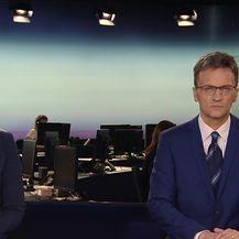 Vjekoslav Đaić uživo s Trga Republike Hrvatske u Zagrebu (Video: Dnevnik Nove TV)