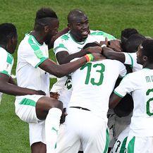 Slavlje Senegalaca (Foto: AFP)