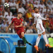 Iran - Portugal (Foto: Andreas Gebert/DPA/PIXSELL)