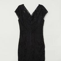 H&M mala crna haljina, 300 kn