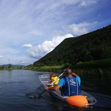 Aktivan turizm u dolini Gacke