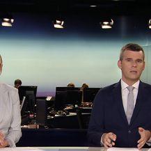 Surać ispitan zbog sumnji u napad na novinara (VIDEO: Dnevnik Nove TV u 17)