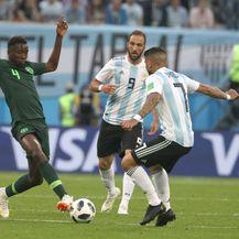Nigerija - Argentina (Foto: CEZARO DE LUCA/DPA/PIXSELL)