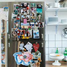 Magneti su se već udomaćili na našim frižiderima