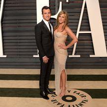 Justin Theroux i Jennifer Aniston (Foto: Profimedia)