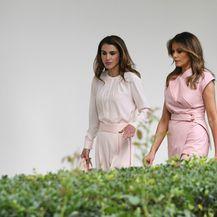 Kraljica Rania i prva dama SAD-a u Bijeloj kući