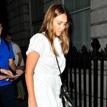 Jessica Alba stigla je u London kako bi radila na novom filmu