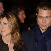 Pitt i Aniston (Foto: Profimedia)