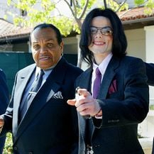 Joe Jackson, Michael Jackson (Foto: Getty Images)