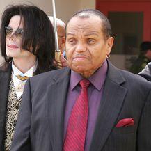 Joe Jackson, Michael Jackson (Foto: Getty Images)