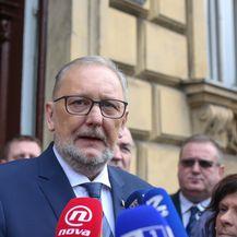 Ministar Božinović (Foto: Luka Stanzl/PIXSELL)