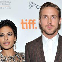 Ryan Gosling i Eva Mendes (Foto: Getty)