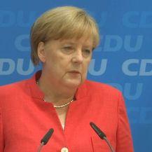 Angela Merkel, njemačka kancelarka (Foto: Dnevnik.hr)