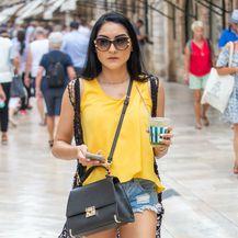 Ljetni street style dama sa Straduna