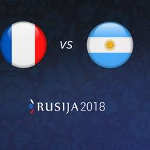 Francuska - Argentina (GOL.hr)