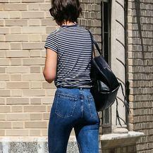 Katie Holmes u trapericama koje (ne) laskaju ženskoj figuri - 2