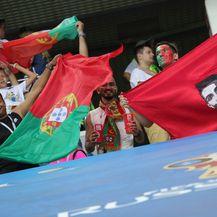 Portugalski navijači (Foto: Christian Charisius/DPA/PIXSELL)