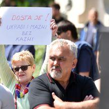 Prosvjed protiv Roma u Čakovcu (Foto: Vjeran Zganec Rogulja/PIXSELL) - 6
