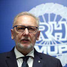 Ministar unutarnjih poslova Davor Božinović (Foto: Goran Stanzl/PIXSELL)
