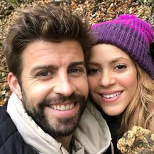Shakira i Gerard Piqué (Foto: Instagram)