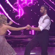 Ples sa zvijezdama: Ivan Šarić i Paula Jeričević (Foto: Dnevnik.hr) - 3