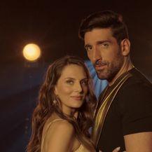 Ples sa zvijezdama: Slavko Sobin i Gabriela Pilić (Video: Ples sa zvijezdama)