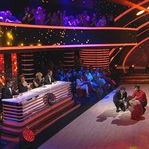 Viktorija Đonlić Rađa se rasplakala u finalu Plesa sa zvijezdama (Foto: Dnevnik.hr) - 1